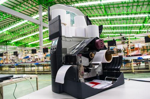 Cudowna Jak działa drukarka termotransferowa? WG84