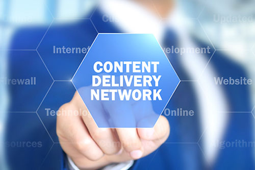 Sieć CDN - Content Delivery Network